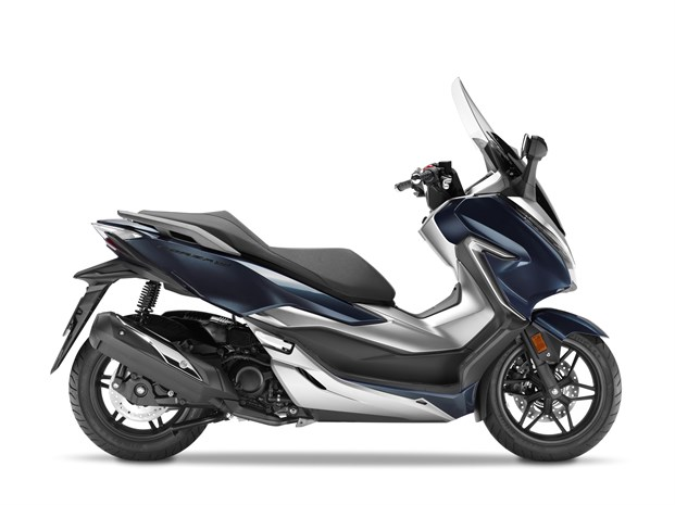 2018 Honda Forza 300 Review of Specs / Changes | Scooter / Automatic Motorcycle