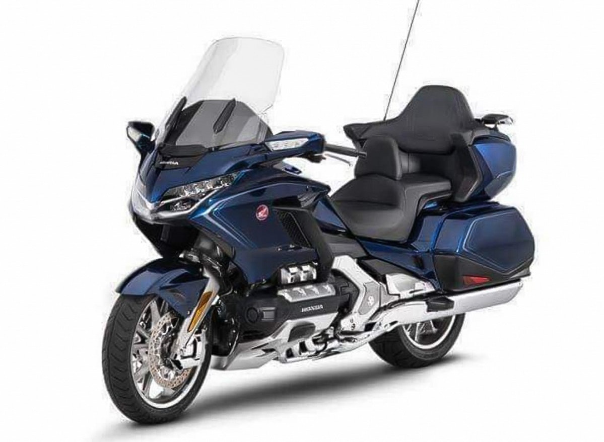 2018 Honda Gold Wing Review of Specs / Features | Price, Release Date, Colors, Packages etc