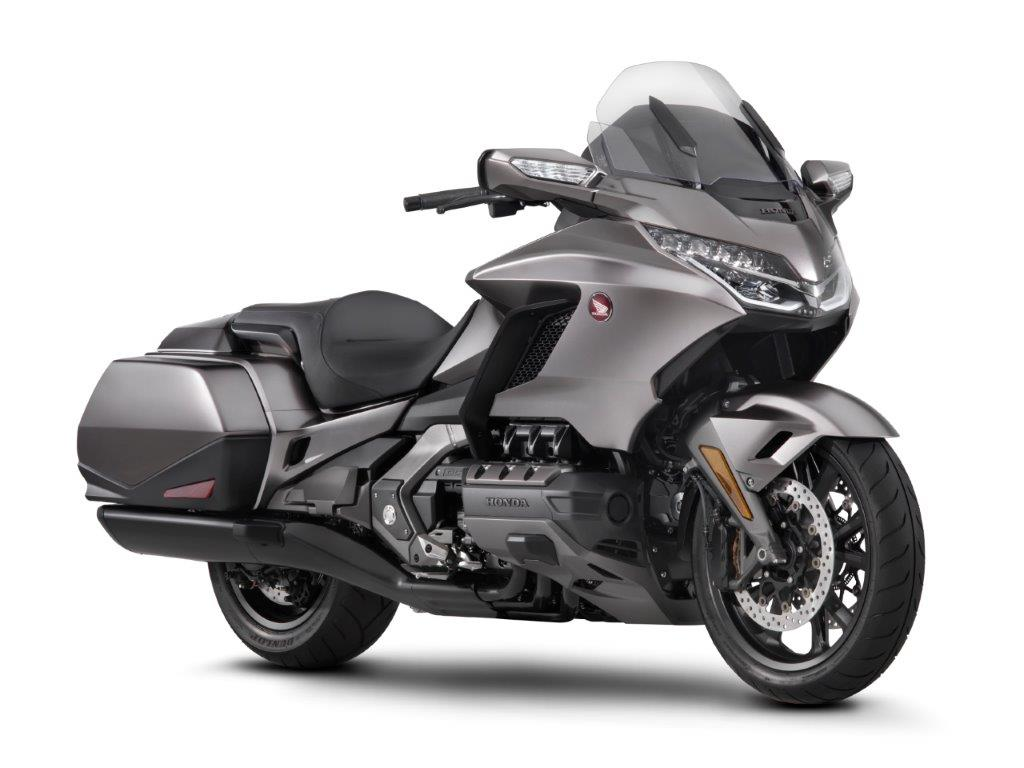 2018 Honda GoldWing Review / Specs - GL1800 Motorcycle