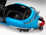 2018 Honda Metropolitan Scooter Storage Compartment / Helmet