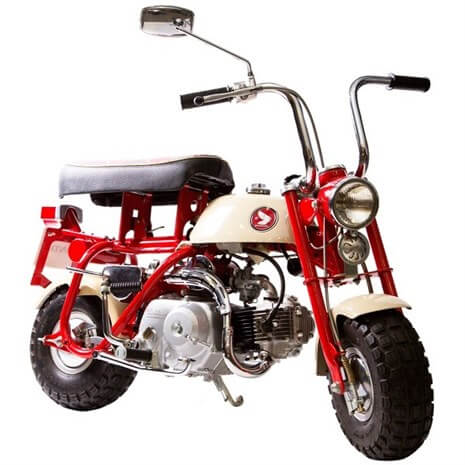 1967 Honda Monkey Motorcycle / Mini Bike