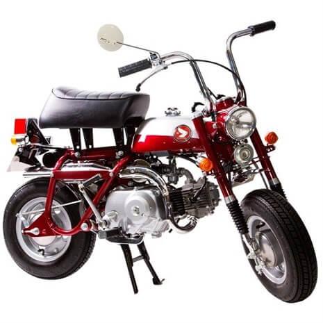 1970 Honda Monkey Motorcycle / Mini Bike