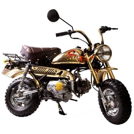 1984 Honda Monkey Motorcycle / Mini Bike
