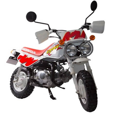 1991 Honda Monkey Motorcycle / Mini Bike