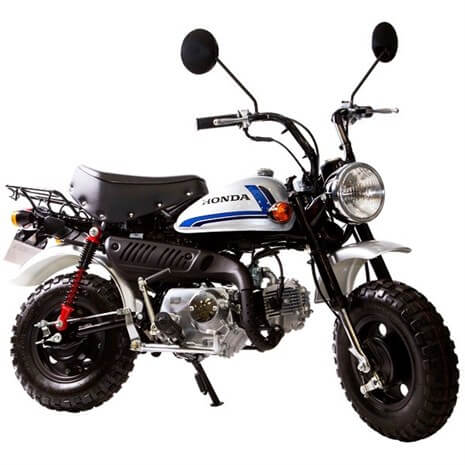 2004 Honda Monkey Motorcycle / Mini Bike