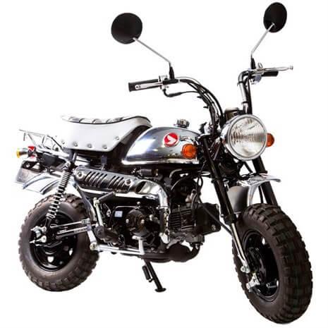 2017 Honda Monkey Motorcycle / Mini Bike