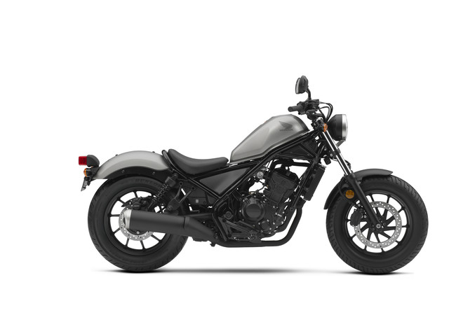 2018 Honda Rebel 300 ABS Review / Specs - Price, MPG, Release Date - Bobber Motorcycle / Cruiser