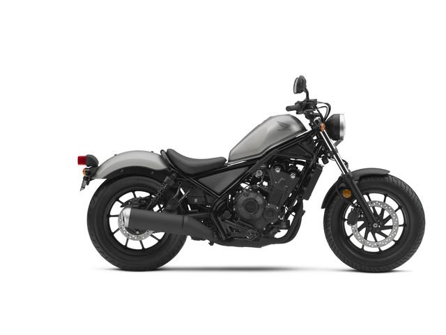 2018 Honda Rebel 500 ABS Review / Specs - Price, MPG, Release Date - Bobber Motorcycle / Cruiser