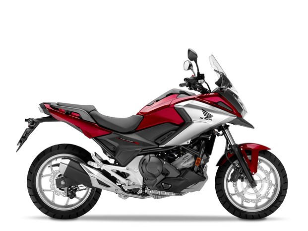 2018 Honda NC750X DCT Review / Specs - Adventure Automatic Motorcycle (NC700X model replacement)