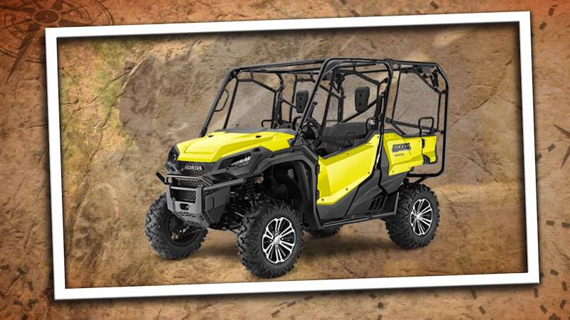 2018 Honda Pioneer 1000-5 Deluxe Review / Specs - Changes, Price, Colors, Horsepower & Torque