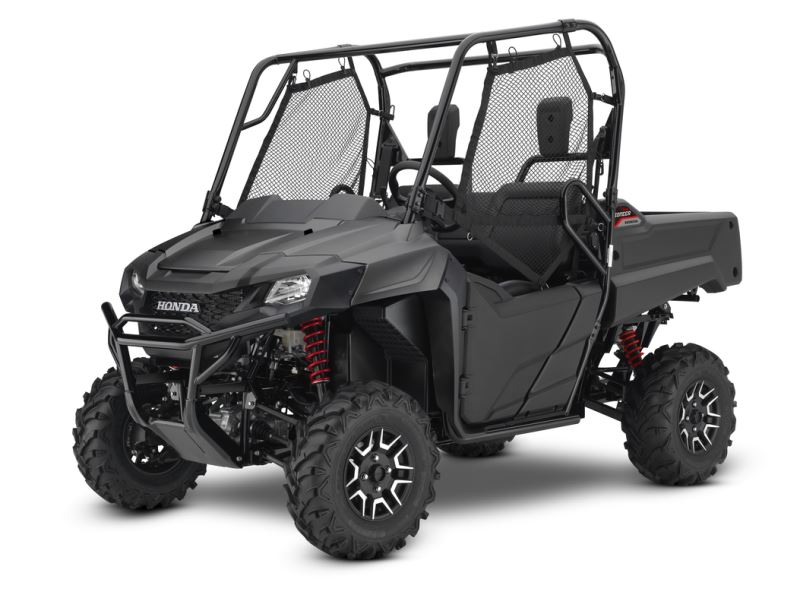 2018 Honda Pioneer 700 Deluxe Review / Specs - 2-Seater Side by Side / UTV / SxS Utility Vehicle (SXS700M2D / SXS700M2DJ)