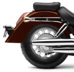 2018 Honda Shadow Aero 750 Review / Specs | Pearl Stallion Brown VT750C / VT750CS