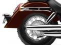 2018 Honda Shadow Aero 750 Review / Specs   Pearl Stallion Brown VT750C / VT750CS