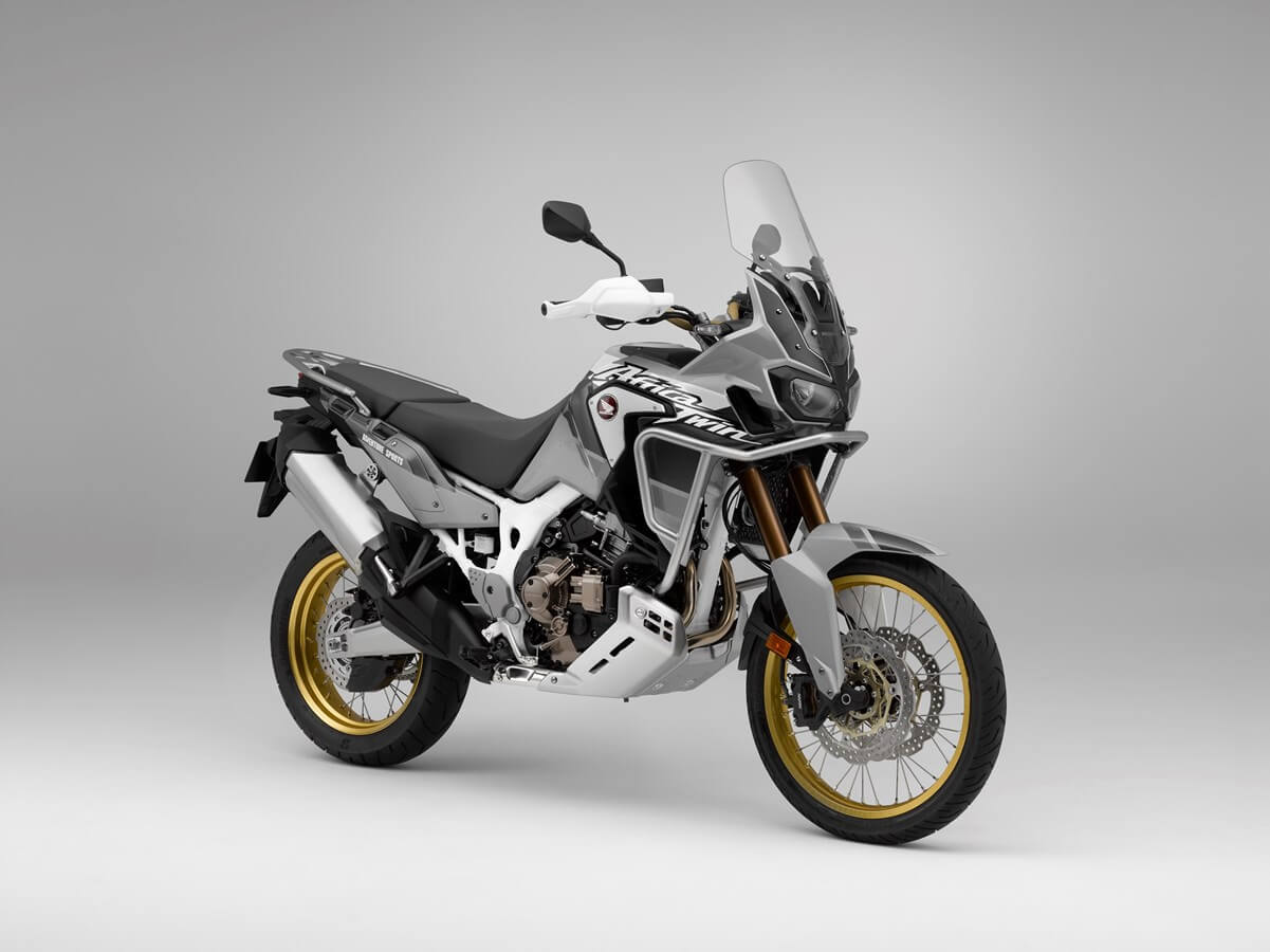 2019 Honda Africa Twin Adventure Sports CRF1000L2 Adventure Motorcycle Review / Specs