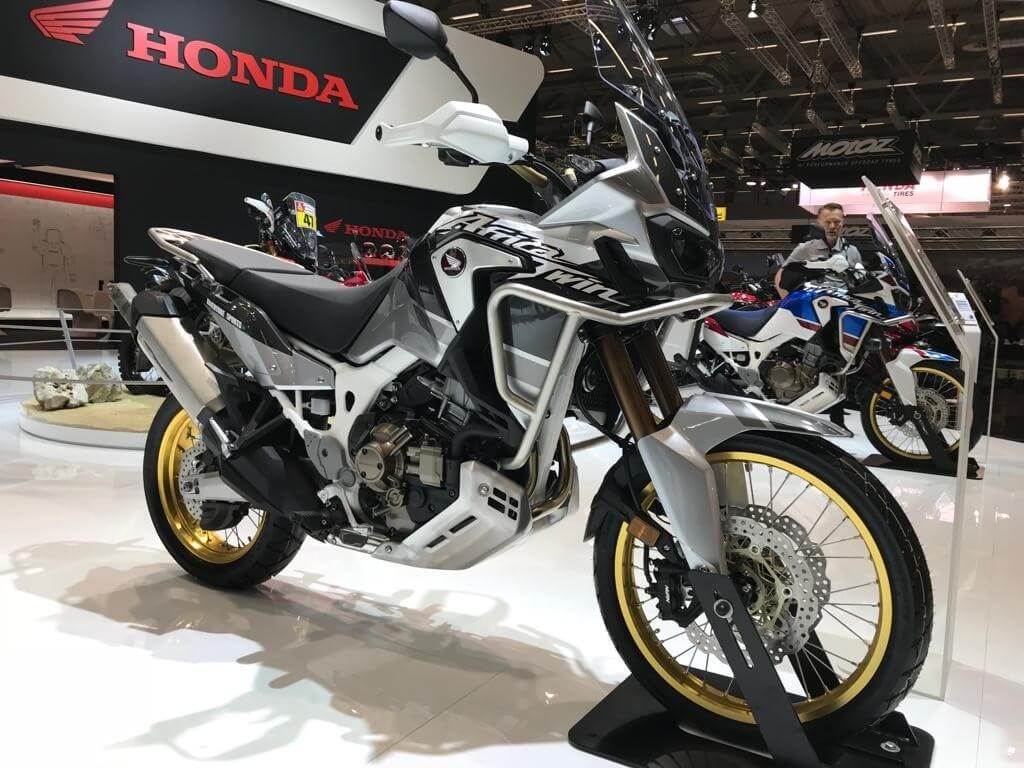 New 2019 Honda Africa Twin Price Colors Released Adventure Sports Included
