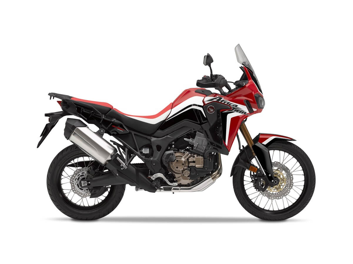 2019 Honda Africa Twin CRF1000L Adventure Motorcycle Review / Specs