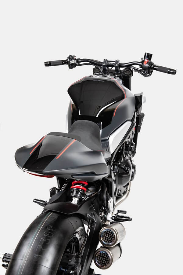 2019 Honda CB650R Neo Sports Cafe Concept Motorcycle | New Naked CBR Sport Bike (CB125R / CB300R / CB1000R)