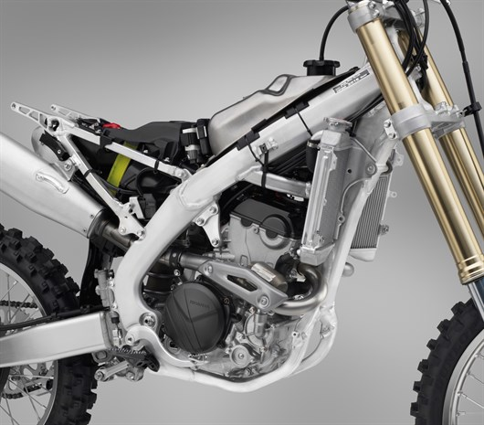 2019 Honda CRF250R Engine Horsepower, Torque Increase Review