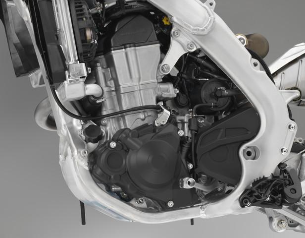 2019 Honda CRF450L Engine Specs: Horsepower & Torque, MPG | Performance Info