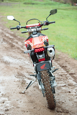 2019 Honda CRF450L Review / Specs | Buyer\'s Guide: Price, Horsepower & Torque, MPG + More!