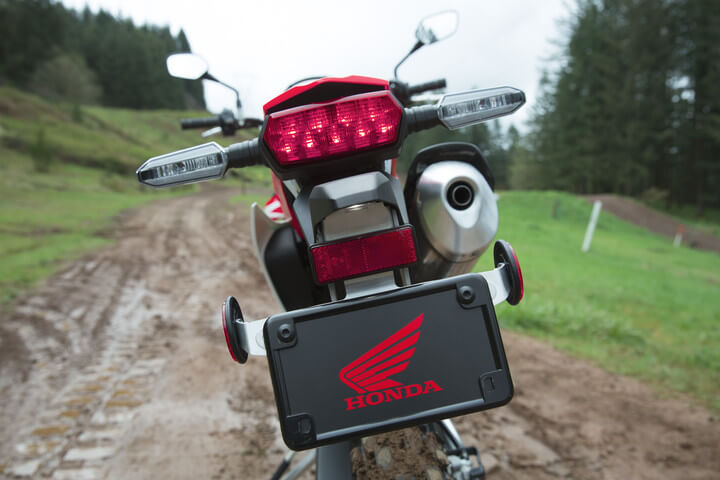 2019 Honda CRF450L Review / Specs | Buyer's Guide: Price, Horsepower & Torque, MPG + More!