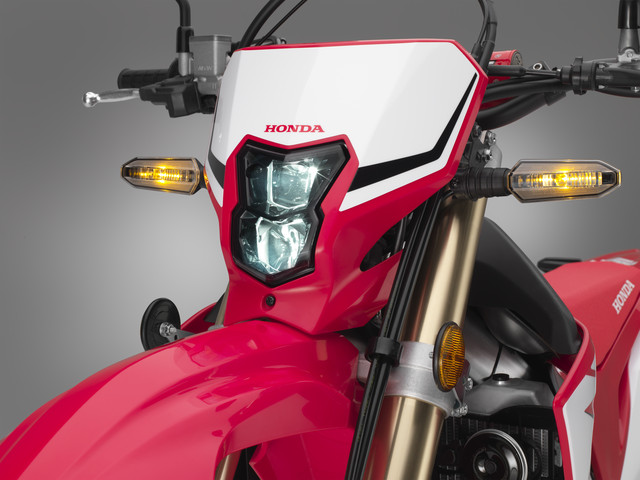 2019 Honda CRF450L LED Headlight