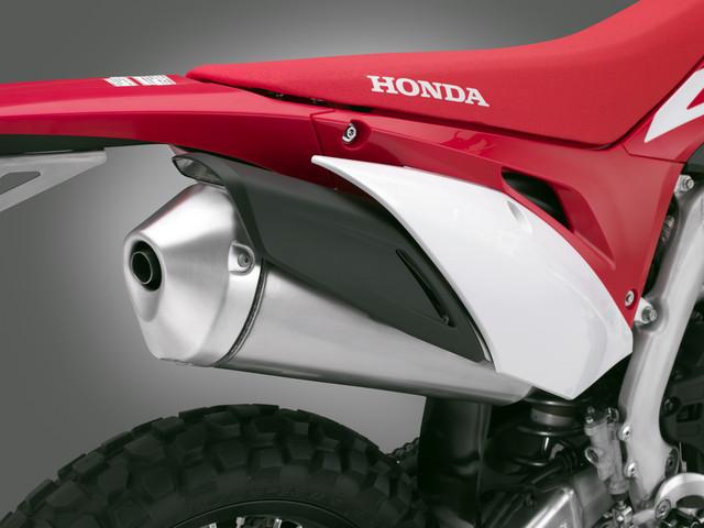 2019 Honda CRF450L Exhaust / Muffler