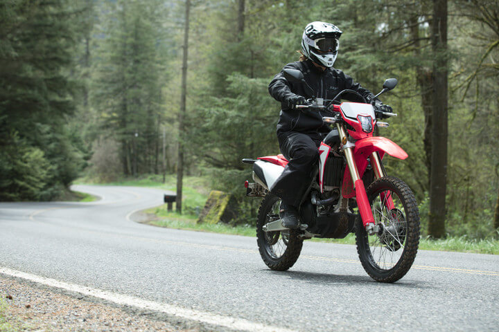 2019 Honda CRF450L Ride - Review / Specs | Buyer's Guide: Price, Horsepower & Torque, MPG + More!