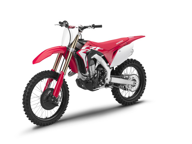 2019 Honda CRF450R Review / Specs | Motorcycle & Dirt Bike Buyer\'s Guide: CRF450R Price, Release Date, HP & TQ Performance Info + More!