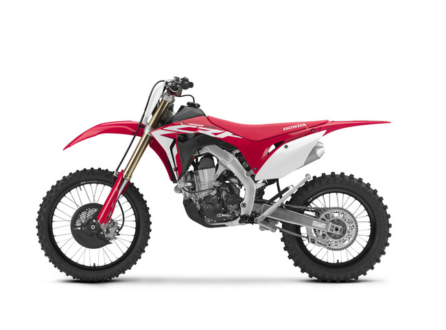 2019 Honda CRF450RX Review / Specs | Dirt Bike Buyer\'s Guide: Price, Changes, HP & TQ Performance Info + More! | Off-Road Motorcycle News