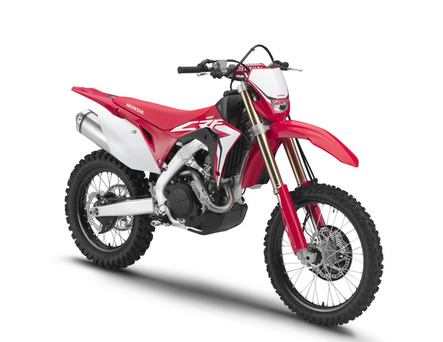 2019 Honda CRF450X Review / Specs | Motorcycle & Dirt Bike Buyer\'s Guide: CRF450X Price, Release Date, HP & TQ Performance Info + More!