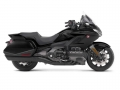 2019 Honda GoldWing DCT Review: New Changes, Colors, Price, Seat Height, Features + More! | Darkness Black Metallic