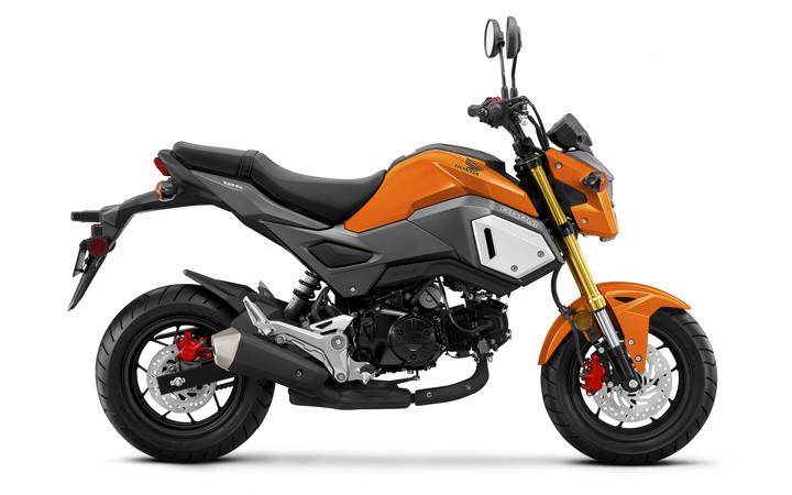 2019 Honda Grom 125 Review / Specs | Motorcycle Buyer\'s Guide