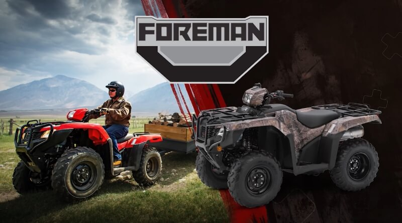 2019 Honda Foreman 500 ATV Review / Specs / Changes + Buyer's Guide | TRX500 FourTrax