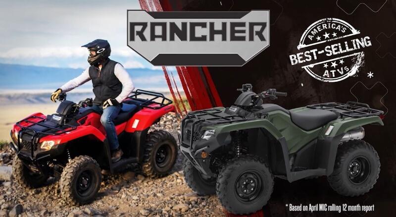 2019 Honda Rancher TRX420 ATV Review / Specs / Changes + Buyer's Guide | TRX420 FourTrax