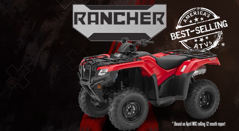 2019 Honda Rancher 420 DCT / IRS / EPS ATV Review & Specs / Changes + Buyer's Guide | TRX420 FourTrax
