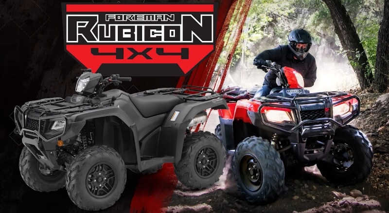 2019 Honda Rubicon 500 ATV Review / Specs / Changes + Buyer's Guide | TRX500 FourTrax Foreman