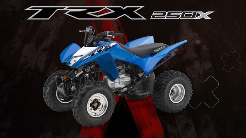 2019 Honda TRX250X ATV Review / Specs / Changes + Buyer's Guide | TRX250 Sport Quad
