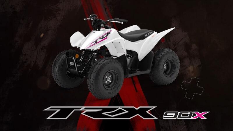 2019 Honda TRX90X ATV Review / Specs / Changes + Buyer's Guide | TRX90 Kids / Youth Four-Wheeler