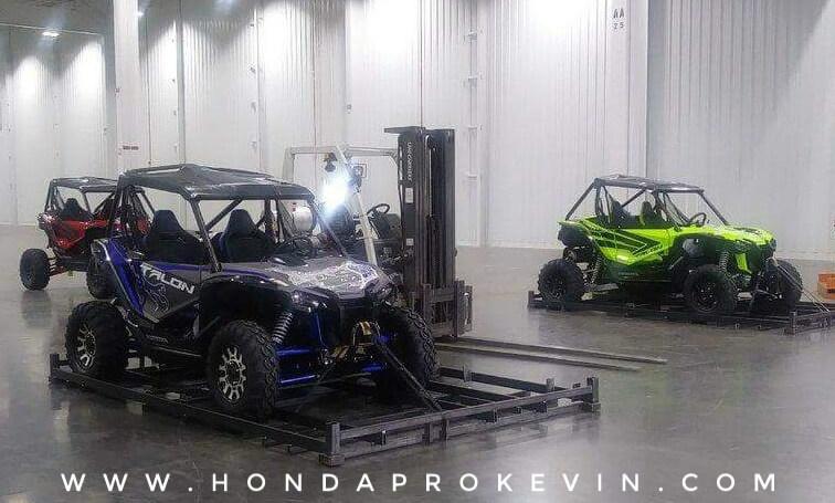 2019 / 2020 Honda TALON Sport Side by Side Information Leaked!