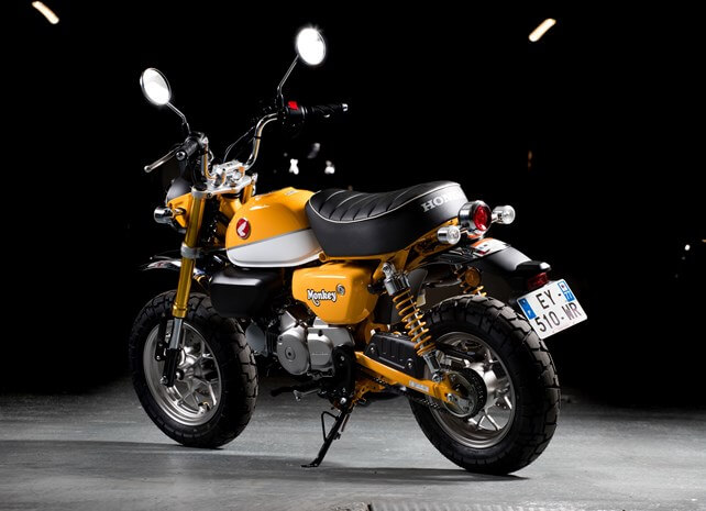 New 2018 Honda Monkey 125 Review / Specs | Buyer's Guide ...