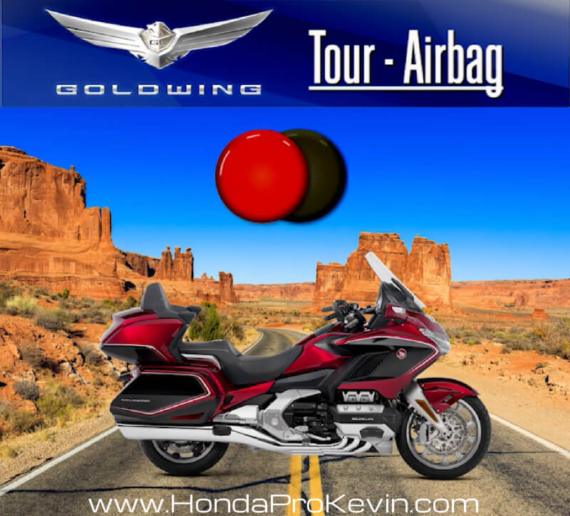 2019 Honda Gold Wing Tour Airbag | Price, Release Date, Colors + More! | Touring / Motorcycle