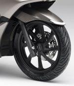 2019 Honda PCX150 Brakes