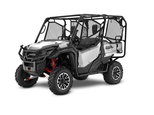 official  honda pioneer    model lineup announcement release update