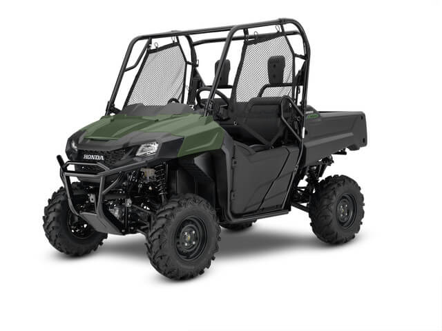 2019 Honda Pioneer 700 | Green
