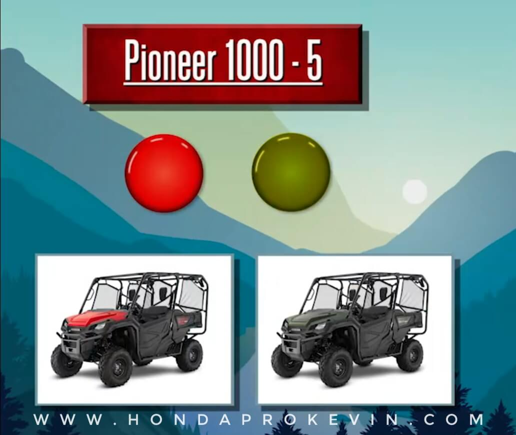 2019 Honda Pioneer 1000-5 Review / Specs | Price, Changes, Colors, Release Date + More! | Side by Side / UTV / SxS / ATV