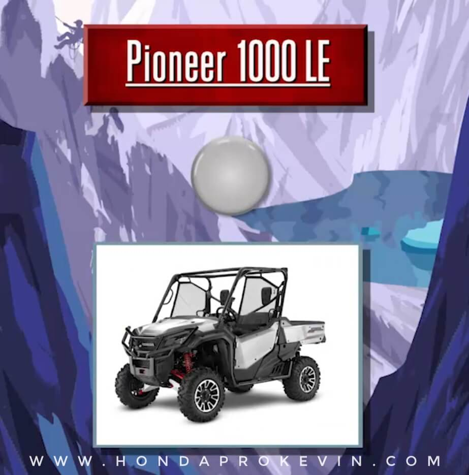 2019 Honda Pioneer 1000 Limited Edition (LE) Review / Specs   Price, Changes, Colors, Release Date + More!   Side by Side / UTV / SxS / ATV