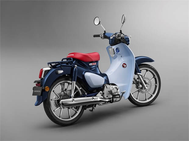 2019 Honda Super Cub 125 Scooter / Motorcycle Review | Price, Colors, Release Date, MPG + More!