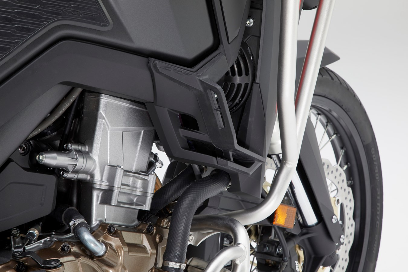 2020 Honda Africa Twin 1100 / CRF1100 Accessories: Protection, Crash Bars, Engine Guards