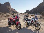 2020 Honda Africa Twin 1100 Adventure Motorcycle Models / Model Lineup
